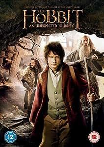 The Hobbit: An Unexpected Journey [DVD]