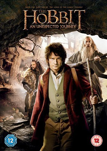 The Hobbit: An Unexpected Journey [DVD]