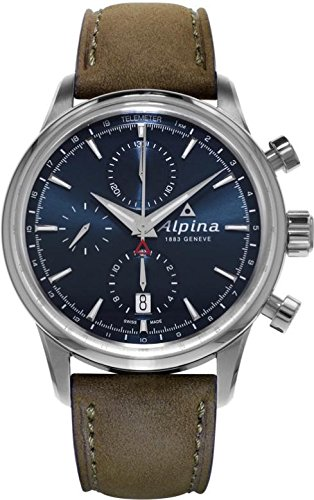 Alpina Geneve Alpine Chronograph Men's Automatic Chronograph Very Sporty