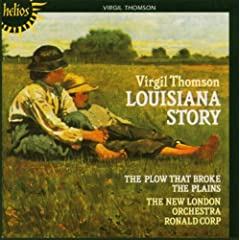 Louisiana Story Suite Plow That Broke the Plains