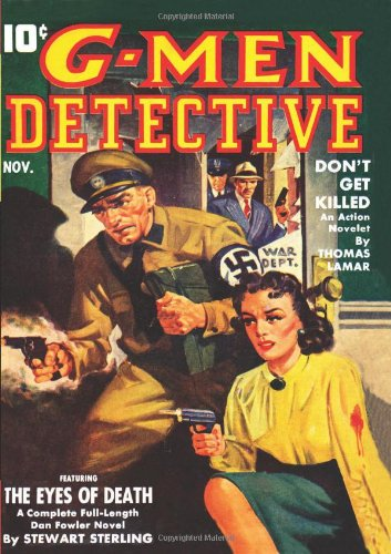 G-Men Detective - 11/41: Adventure House Presents: