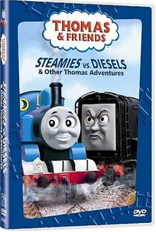 Thomas and Friends: Steamies vs. Diesels and