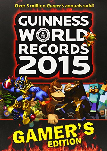 Guinness World Records 2015 Gamer's Edition, by Guinness World Records