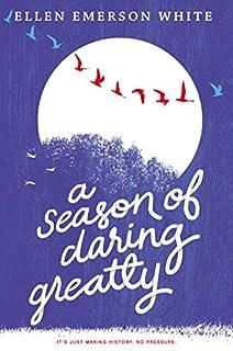 Book Cover: A Season of Daring Greatly