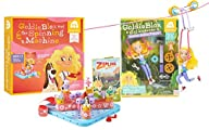 GoldieBlox Zip line and Spinning Machine