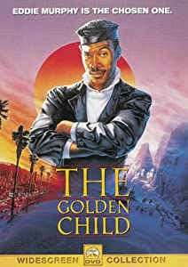 "Cover of ""The Golden Child"""