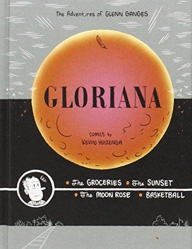 Gloriana, by Kevin Huizenga