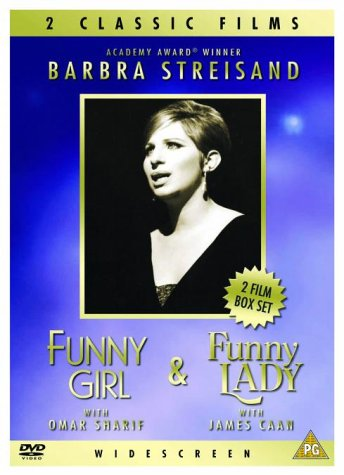 Funny Girl / Funny Lady (Widescreen) - 2 Disc Box Set [DVD] [2002]