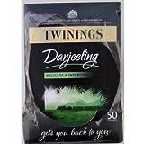 Twinings Darjeeling Tea Bags - 4 x 50's