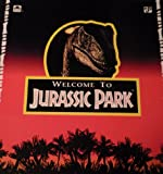 img - for Welcome to Jurassic Park (Golden Look-Look Book) book / textbook / text book