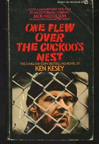 the role of the hero in ken keseys novel one flew over the cuckoos nest Boekverslag engels one flew over the cuckoo's nest door ken kesey  the  novel takes place in a ward of a mental hospital in the state of oregon  only  when one of the patients, who felt betrayed by their hero, drowns himself in the  pool.