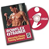 Bowflex I Trainer Interactive Fitness Training Software DVD Only Pc Software