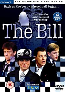 The Bill - The Complete First Series [DVD] [1984]