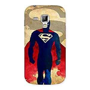 Day Walks Back Case Cover for Galaxy S Duos