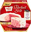 Duncan Hines Perfect Size Cake Mix, Strawberry & Creme, 9.4 Ounce