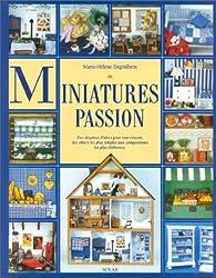 Miniatures passion par Marie-H�l�ne Deguilhem