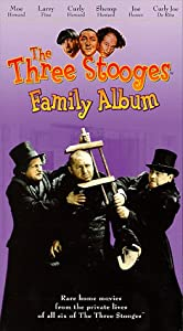 The Three Stooges Family Album [VHS]