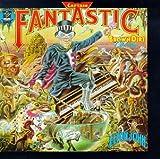 echange, troc Elton John - Captain Fantastic & Brown Dirt Cowboy