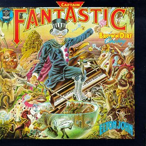 Elton John - Captain Fantastic & The Brown Dirt Cowboy (Deluxe Edition) - Zortam Music