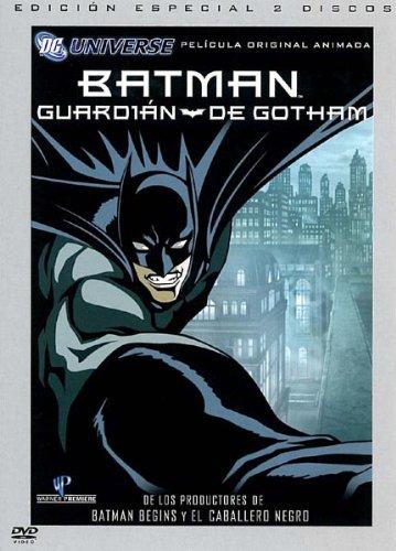 Batman guardián de Gotham [DVD]