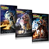 Back To The Future I, II, III - Movie Poster Set (3 Full Size Movie Posters) (Size: 27'' x 40'' each)
