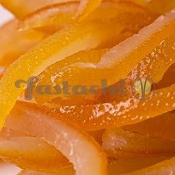 Fastachi® Glazed Orange Peel