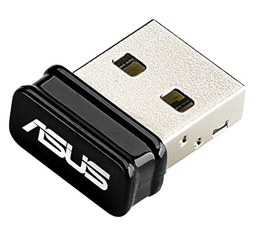 Asus USB-BT400 Adattatore USB2 Bluetooth V4.0 / Broadcom Chipset / portata 10m / Windows Xp-7-8 / 32&64bit / 3Mbps