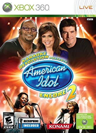 Karaoke Revolution: Presents American Idol Encore 2 with Microphone