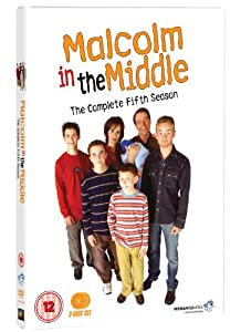 Malcolm in the Middle: The Complete Fifth Season [DVD]