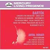 Bartok : Oeuvres pour orchestre / Antal Dorati