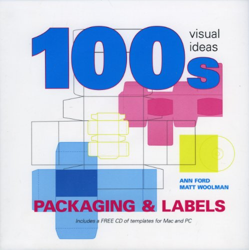 100's Visual Packaging and Labels (100s Visual Book & DVD)