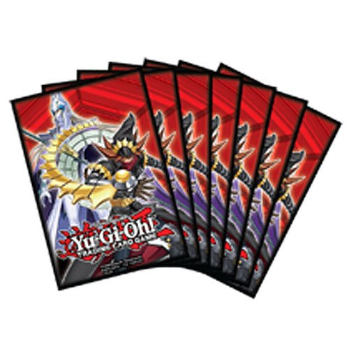 Konami Official Card Supplies YUGIOH Card Sleeves Pendulum Powered Card Sleeves [70 Count] - 1
