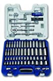 Williams 50607 3/8-Inch Drive Deluxe Tool Set, 78-Piece