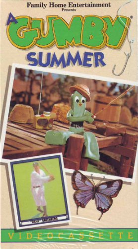 Gumby Summer [Vhs] front-1027964