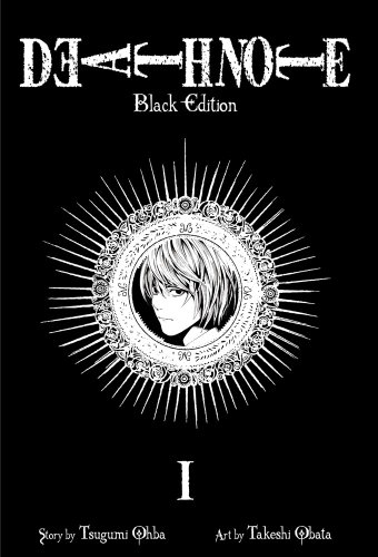 Death Note Black Edition, Vol. 1 image