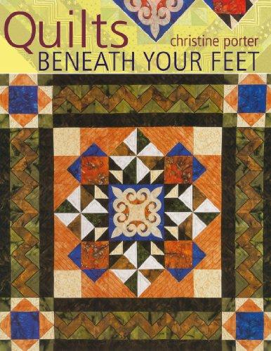 Quilt Designs from Decorative Floor Tile