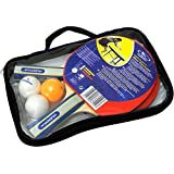 Hudora - 2044128 - Jeu De Balle - Set De Tennis De Table