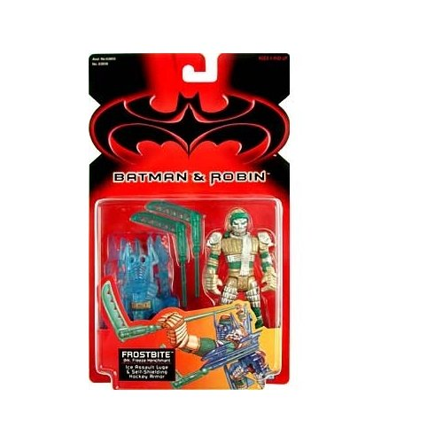 Batman & Robin Frostbite Action Figure - 1