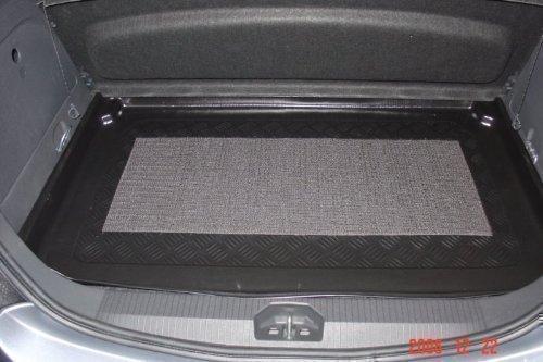 Kofferraumwanne mit Anti-Rutsch passend für Opel Corsa D 2006- oberer Kofferraumteil