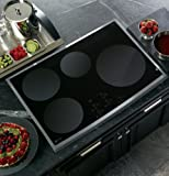 "GE PHP900SMSS Profile 30"" Stainless Steel Electric Induction Cooktop"
