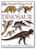 Ultimate Sticker Book: Dinosaur (Ultimate Sticker Books)