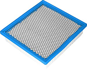 EPAuto GP075 (CA10755) Toyota / Lexus Panel Engine Air Filter for Avalon(2013-2016), Camry(2012-2016), Highlander(2014-2016), Sienna(2011-2016), ES350(2013-2016), with Cabin Air Filter CP285 (CF10285) from EPAuto