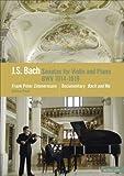Sonatas for Violin & Piano Bwv 1014-1019 (Ws) [DVD] [Import]