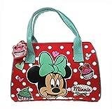 Disney Minnie Mouse Dotty Day Out Bowling Handbag -1164