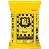 Kissner 7709 Ice Patrol Rock Salt Deicing Crystals, 50-Pound