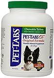 Pet Tabs Original Formula Vitamin Supplement, 365 Count
