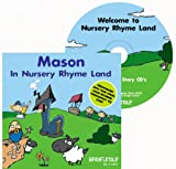 Barafundle Personalised Story CD Mason in Nursery Rhyme Land