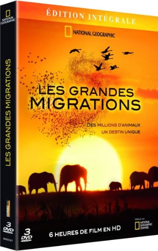 National Geographic - Les grandes migrations (DVD Blu-ray)