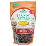 Cardinal Laboratories Botanic Training Rewards Treats for Dogs, Bacon, 20-Ounce
