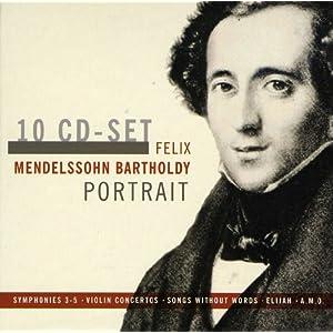 Mendelssohn/ Portrait